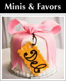 Link to Minis & Favors category